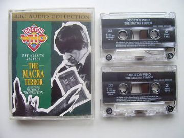 Doctor Who The Macra Terror  Audio Soundtrack